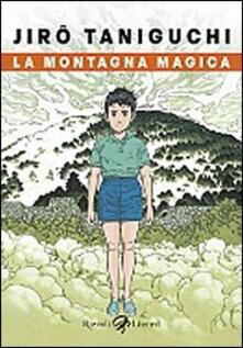 La montagna magica - Jiro Taniguchi - copertina