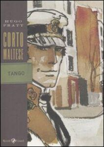 Libro Corto Maltese. Tango Hugo Pratt