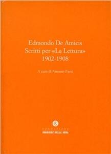 Scritti per «La lettura» 1902-1908