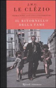 Libro Il ritornello della fame Jean-Marie Le Clézio