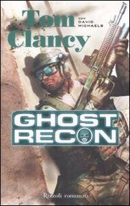 Libro Ghost Recon Tom Clancy , David Michaels