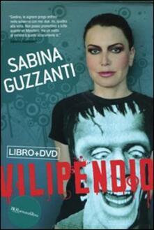 Capturtokyoedition.it Vilipendio. Con DVD Image