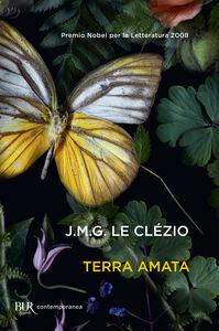 Libro Terra amata Jean-Marie Le Clézio