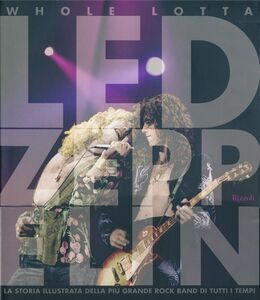 Libro Whole Lotta Led Zeppelin Jon Bream