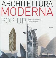 Capturtokyoedition.it Architettura moderna. Libro pop-up Image