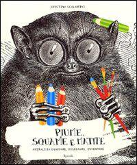 Piume, squame e matite. Animali da guardare, disegnare, inventare