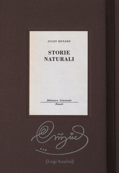 Storie naturali. Ediz. limitata
