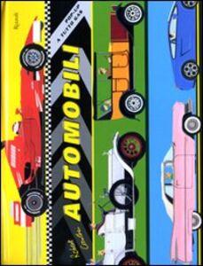 Automobili. Libro pop-up