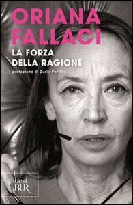 Libro La forza della ragione Oriana Fallaci