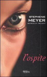 Libro L' ospite Stephenie Meyer