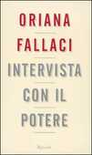 Libro Intervista con il potere Oriana Fallaci