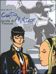 Libro Corto Maltese. Favola di Venezia Hugo Pratt