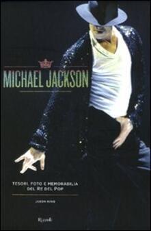 Promoartpalermo.it Michael Jackson. Tesori, foto e memorabilia del re del pop Image