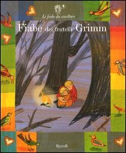 Fiabe dei fratelli Grimm. Con 2 CD Audio