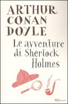 Osteriamondodoroverona.it Le avventure di Sherlock Holmes Image