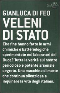 Libro Veleni di Stato Gianluca Di Feo