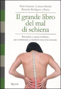 Il Il grande libro del mal di schiena. Prevenire e curare il dolore, per continuare a condurre una vita normale - Gaetani Paolo Panella Lorenzo Rodríguez y Baena Riccardo - wuz.it