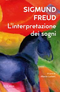 Libro L' interpretazione dei sogni Sigmund Freud