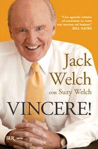 Libro Vincere! Jack Welch , Suzy Welch