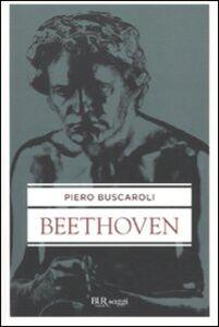 Libro Beethoven Piero Buscaroli