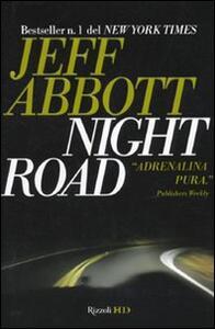 Libro Night Road Jeff Abbott