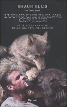 Cefalufilmfestival.it L' uomo che parlava con i lupi. Storie e avventure della mia vita nel branco Image