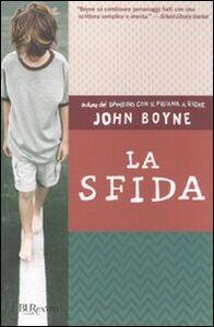 Libro La sfida John Boyne