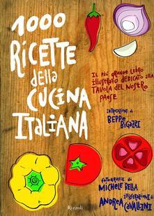 Winniearcher.com Mille ricette della cucina italiana. Il più grande e ricco libro illustrato dedicato alla tavola del nostro paese Image