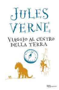 Libro Viaggio al centro della Terra Jules Verne