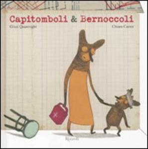 Libro Capitomboli & bernoccoli Giusi Quarenghi , Chiara Carrer