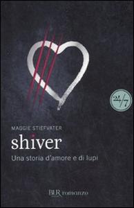 Libro Shiver Maggie Stiefvater