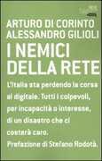 Libro I nemici della rete Arturo Di Corinto Alessandro Gilioli