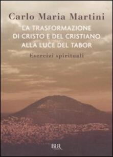 Festivalpatudocanario.es La trasformazione di Cristo e del cristiano alla luce del Tabor. Esercizi spirituali Image