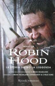 Libro Robin Hood David B. Coe