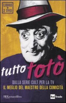 Luciocorsi.it Tutto Totò. Con 2 DVD Image