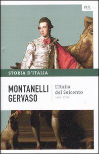 Storia d'Italia. Vol. 5: L'Italia del Seicento. 1600-1700.
