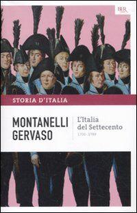 Storia d'Italia. Vol. 6: L'Italia del Settecento. 1700-1789.