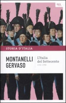 Fondazionesergioperlamusica.it Storia d'Italia. Vol. 6: Italia del Settecento (1700-1789), L'. Image