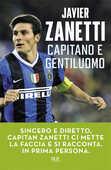 Libro Capitano e gentiluomo Javier Zanetti