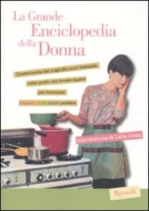 Libro La grande enciclopedia della donna