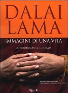 Immagini di una vita. Un'autobiografia illustrata - Gyatso Tenzin (Dalai Lama) - copertina