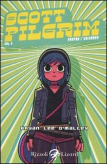 Camfeed.it Scott Pilgrim. Contro l'universo. Vol. 5 Image