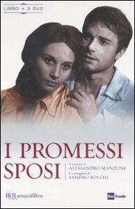 Libro I Promessi sposi. Con 3 DVD Alessandro Manzoni