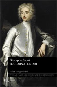 Libro Il giorno-Le odi Giuseppe Parini