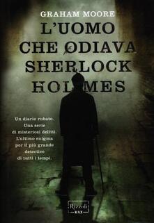 Antondemarirreguera.es L' uomo che odiava Sherlock Holmes Image