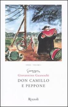 Daddyswing.es Don Camillo e Peppone. Opere. Vol. 1 Image