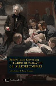 Libro Il ladro di cadaveri Robert L. Stevenson