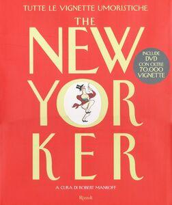 Foto Cover di The New Yorker. Tutte le vignette umoristiche. Con DVD, Libro di  edito da Rizzoli