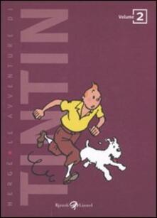 Recuperandoiltempo.it Le avventure di Tintin. Vol. 2 Image