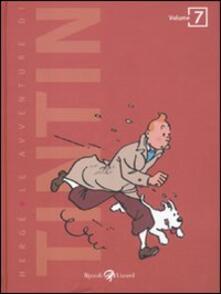 Winniearcher.com Le avventure di Tintin. Vol. 7 Image